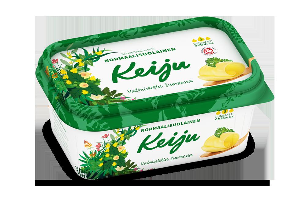 Keiju margariin 60 400g