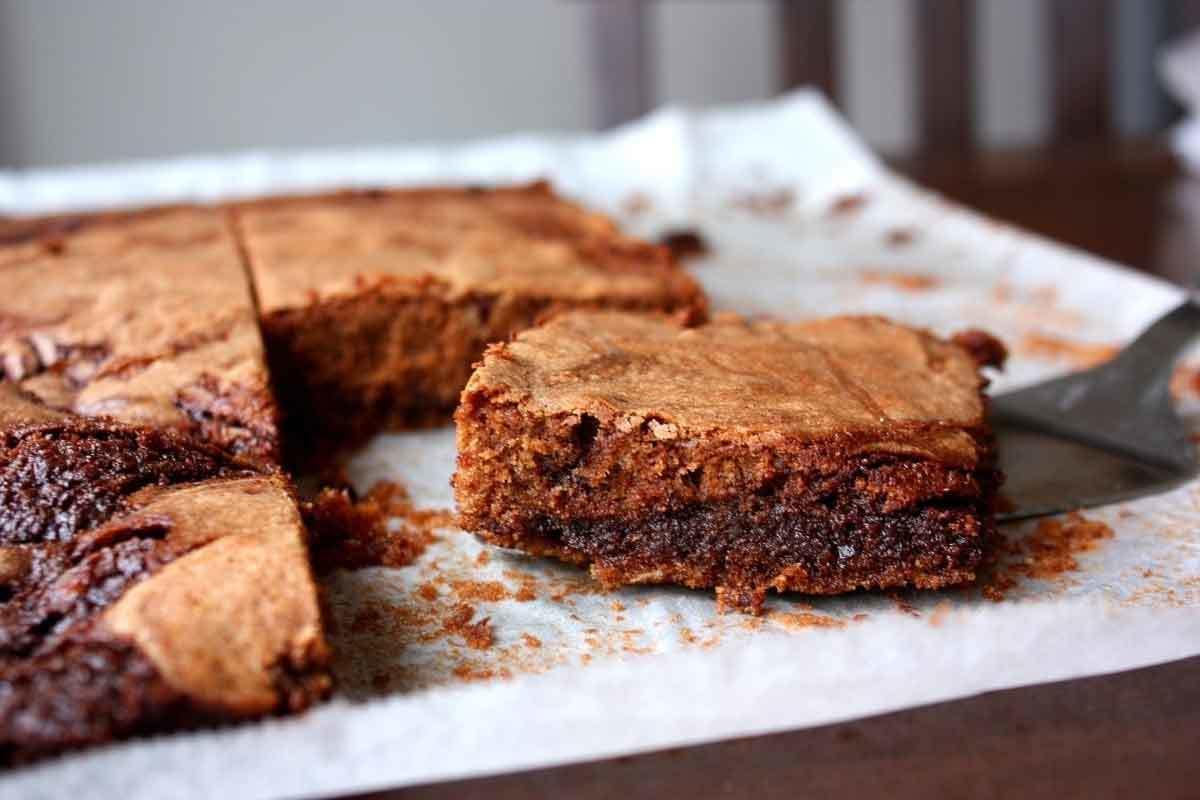 Šokolaadi-brownie Keiju moodi